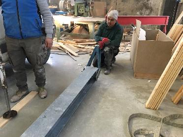 Adeguamento sismico di fabbricato industriale post sisma a San Giovanni in Persiceto