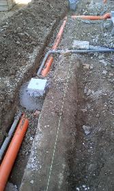 Realizzazione cappotto termico e sistemazione di area cortiliva a Calderara di Reno